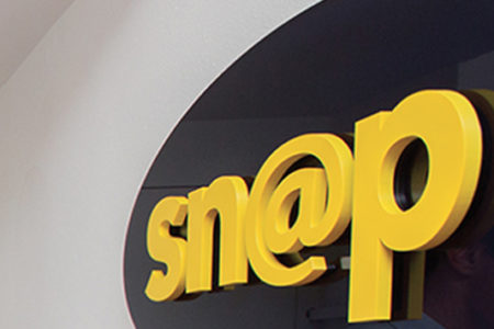 Snap Print Design Websites Rebrand